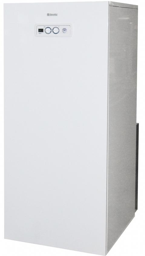 Чугунный котел сo встроенным бойлером Fabula E 35E C.A.I. 120
